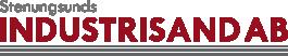 Industrisand Logotyp